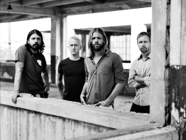 Foo Fighters Wallpaper HD