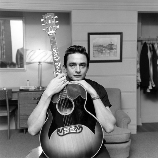 Johnny Cash Gibson Guitar