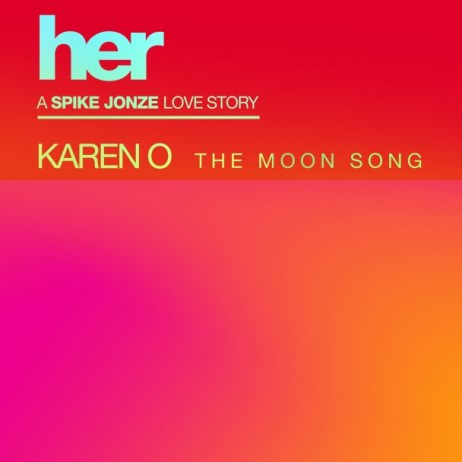 Karen O The Moon Song