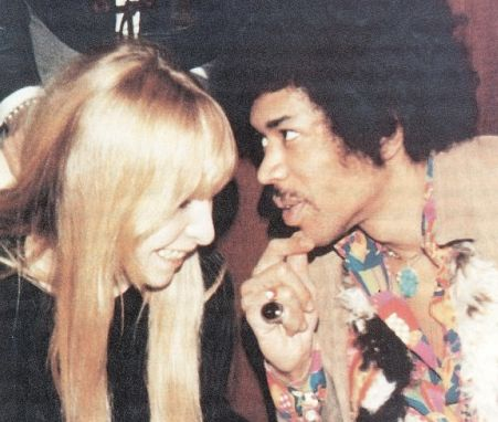 Monika Dannemann witness of jimi hendrix death