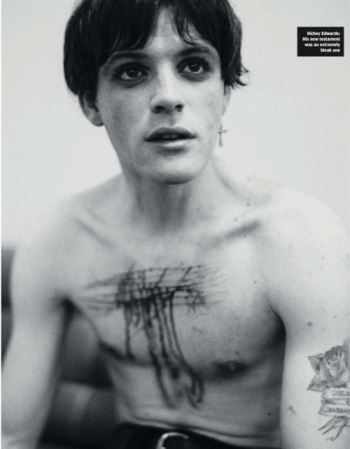 Richey James Edwards 27 Manic Street Preachers