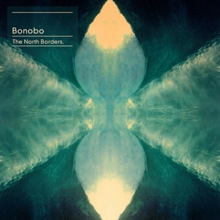The North Borders Bonobo cover art vinyl