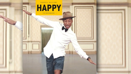 cover of the pharrell williams song happy