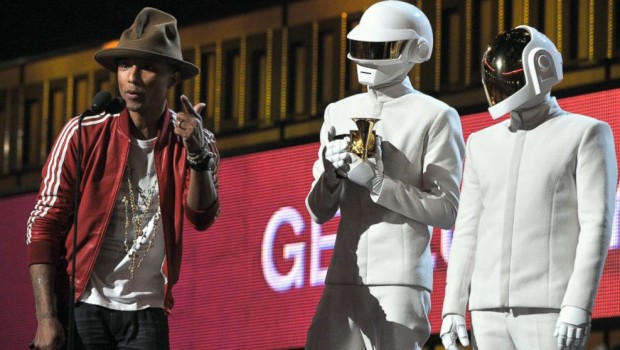 daft punk received grammy award