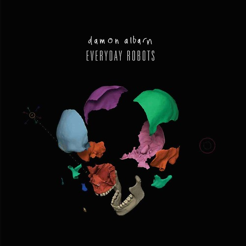 damon albarn everyday robots single