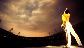 freddie mercury at wembley wallpaper