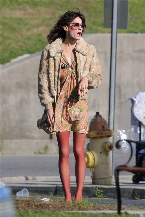 jared leto as rayon on Dallas Buyers Club