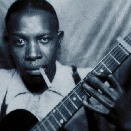 robert johnson legend picture rare photo