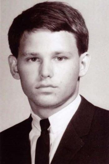 young jim morrison
