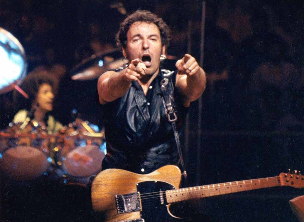 Tour Dates  Bruce Springsteen