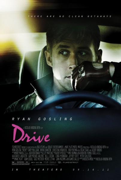 Drive movie poster wallpaper