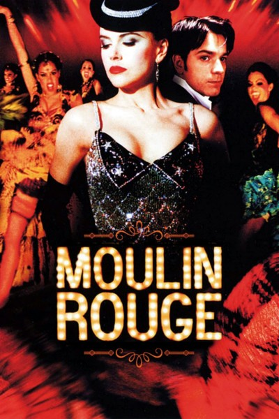 Moulin Rouge movie poster wallpaper