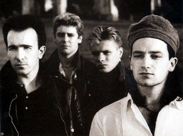 U2 wallpapers 80's and 90's 2