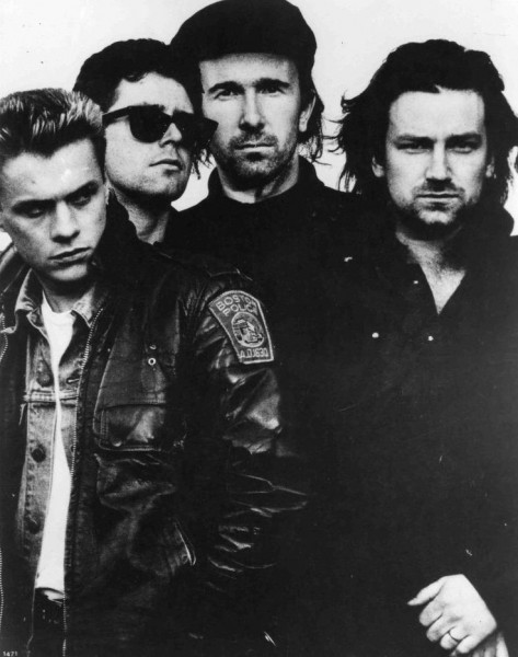 U2 wallpapers 80's and 90's 3