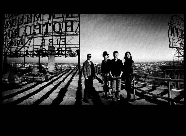 U2 wallpapers 80's and 90's 5