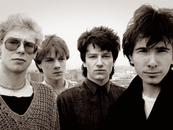 U2 Wallpapers Early Years