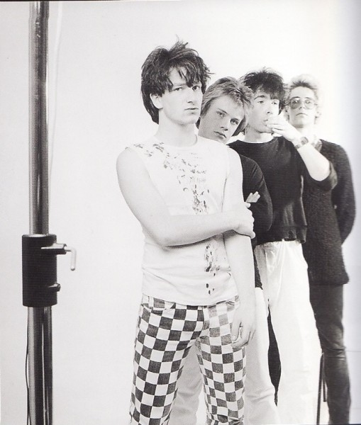 U2 wallpapers early years 9