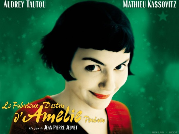 amelie movie poster wallpaper