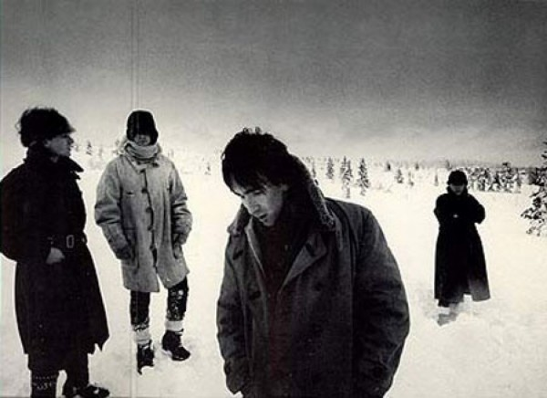 anton corbijn's picture u2 war album