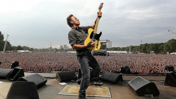 bruce sporingsteen live wallpaper london 2012