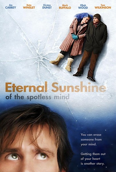 eternal sunshine of the spotless mind poster artwork