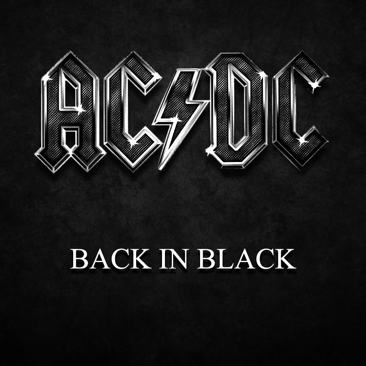 Back In Black Ac Dc: A Website About The Best Music Of The Moment