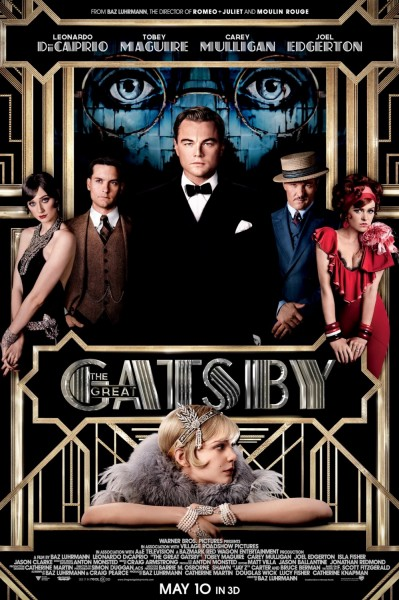 great gatsby movie poster wallpaper