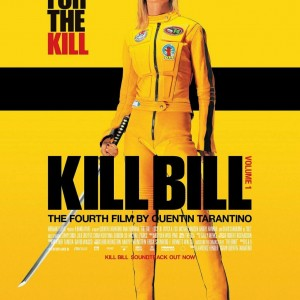 kill bill movie poster wallpaper