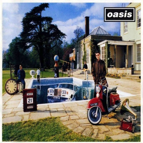 oasis be here now wallpaper
