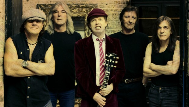 old acdc members photo