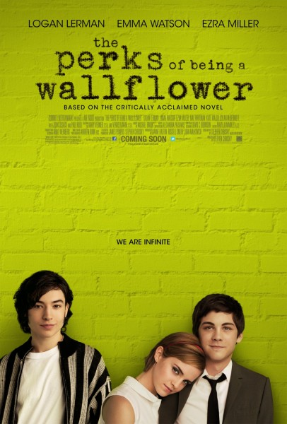 perks of being a wallflower movie poster wallpaper