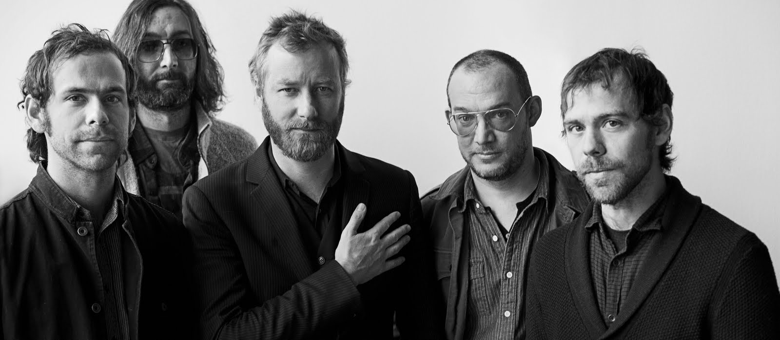 the national band wallpaper black and white