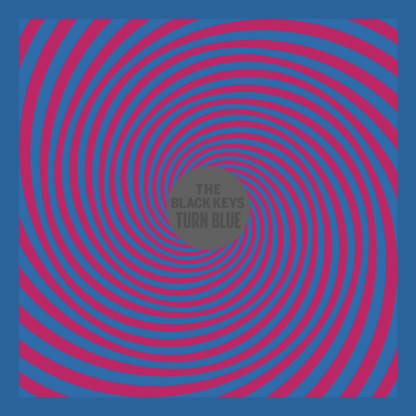 The Black Keys New Album Turn Blue Cover Art
