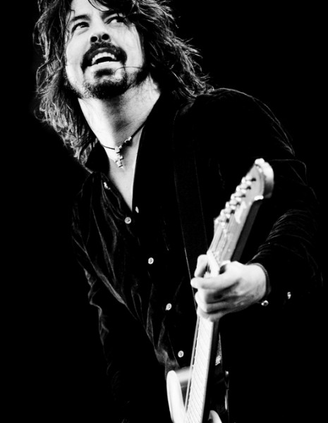 dave grohl foo fighters wallpaper