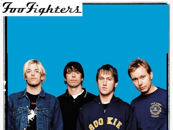 foo fighters early years wallpaper