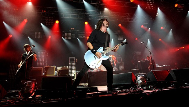 foo fighters hd band picture for desktop