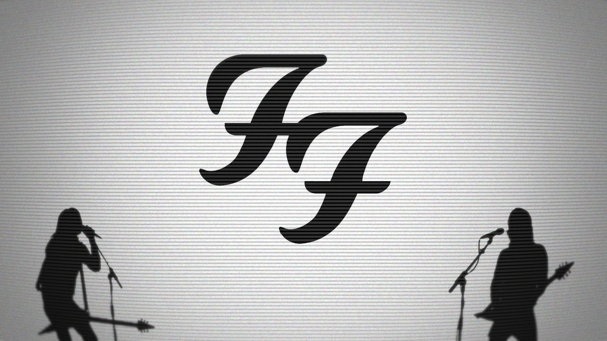 Foo Fighters Large Wallpaper