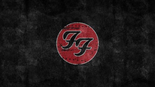 foo fighters logo alternative