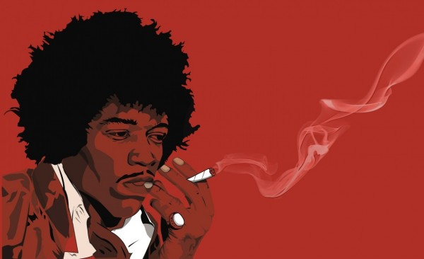 jimi hendrix desktop background wallpaper