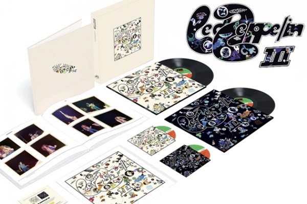 led zeppelin iii box set