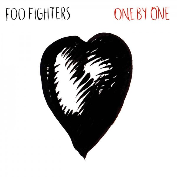 one by one foo fighters cover album