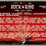 rock am ring 2014 line up