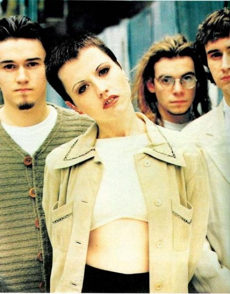 the cranberries young members