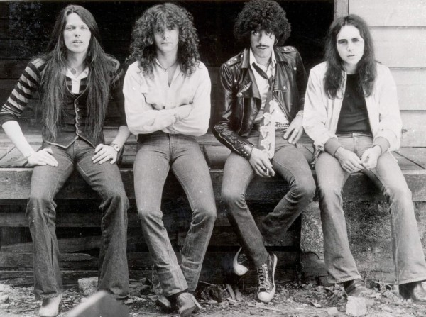 thin lizzy band members wallpaper