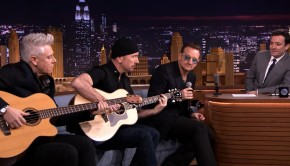 u2 ordinary love acoustic performance