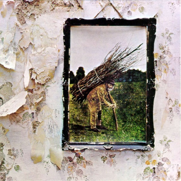Led Zeppelin IV album wallpaper