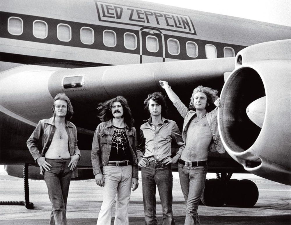 Though Led Zeppelin wrote and recorded some of the most memorable and meaningful power ballads in music history, they are best known as a hard rock band. Drawing on influences from blues, rock and even pop music, Led Zeppelin created some of the best known rock songs of our time.