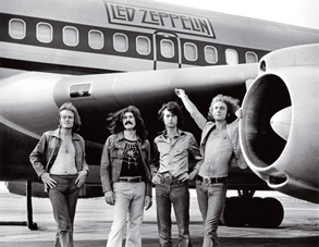 Led Zeppelin musiclipse