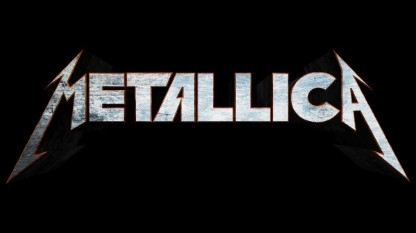 Metalica Logo Vector Large Wallpaper