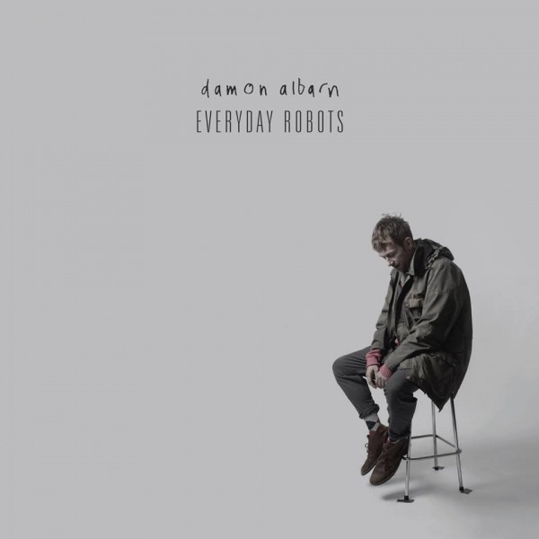 damon albarn solo album everyday robots cover album